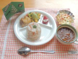 クリスマス会用 昼食